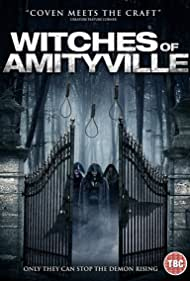Kira Reed Lorsch, Donna Spangler, and Brittan Taylor in Witches of Amityville Academy (2020)