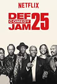 Watch Movie Def Comedy Jam 25 (2017)