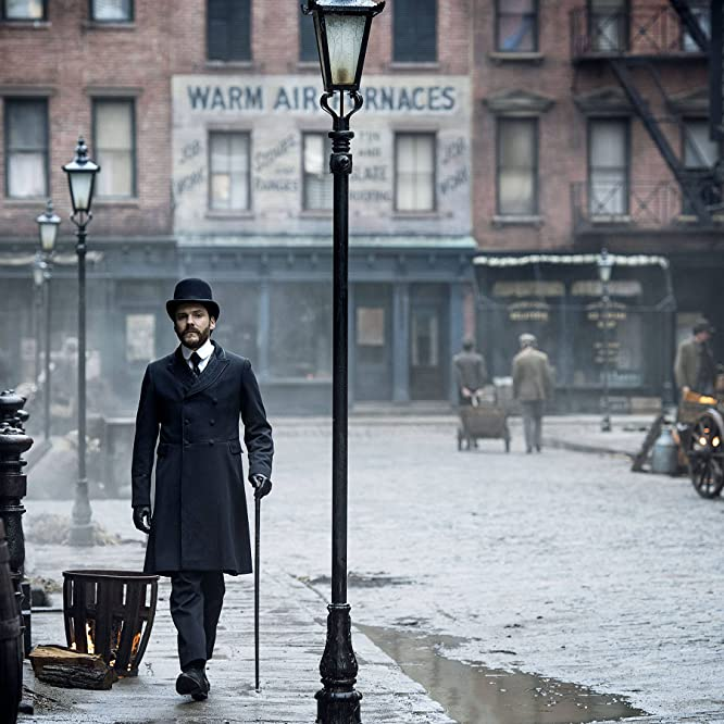 Daniel Brühl in The Alienist (2018)