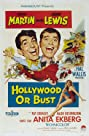 Hollywood or Bust (1956) Poster