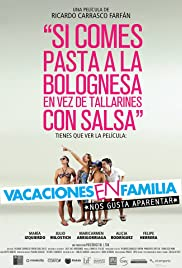Family Holiday Poster