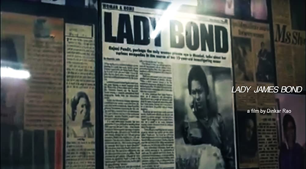 Lady James Bond 2019