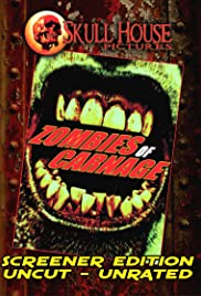 Zombies of Carnage Poster