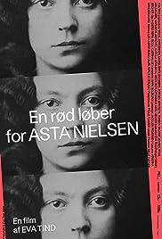 En rød løber for Asta Nielsen Poster