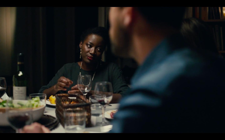 Anne-Marie Agbodji in Le Bureau des Légendes (2015)