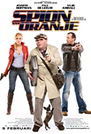 Spy of Orange Poster