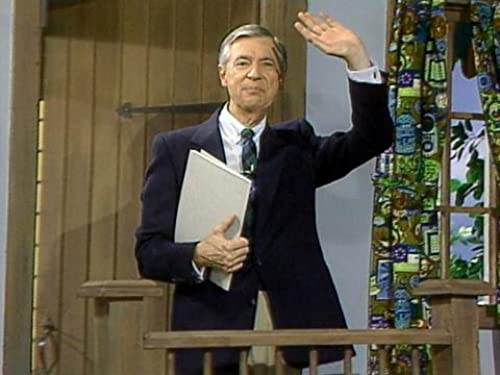 Mr. Rogers Neighborhood - What do you do with the mad that you feel?