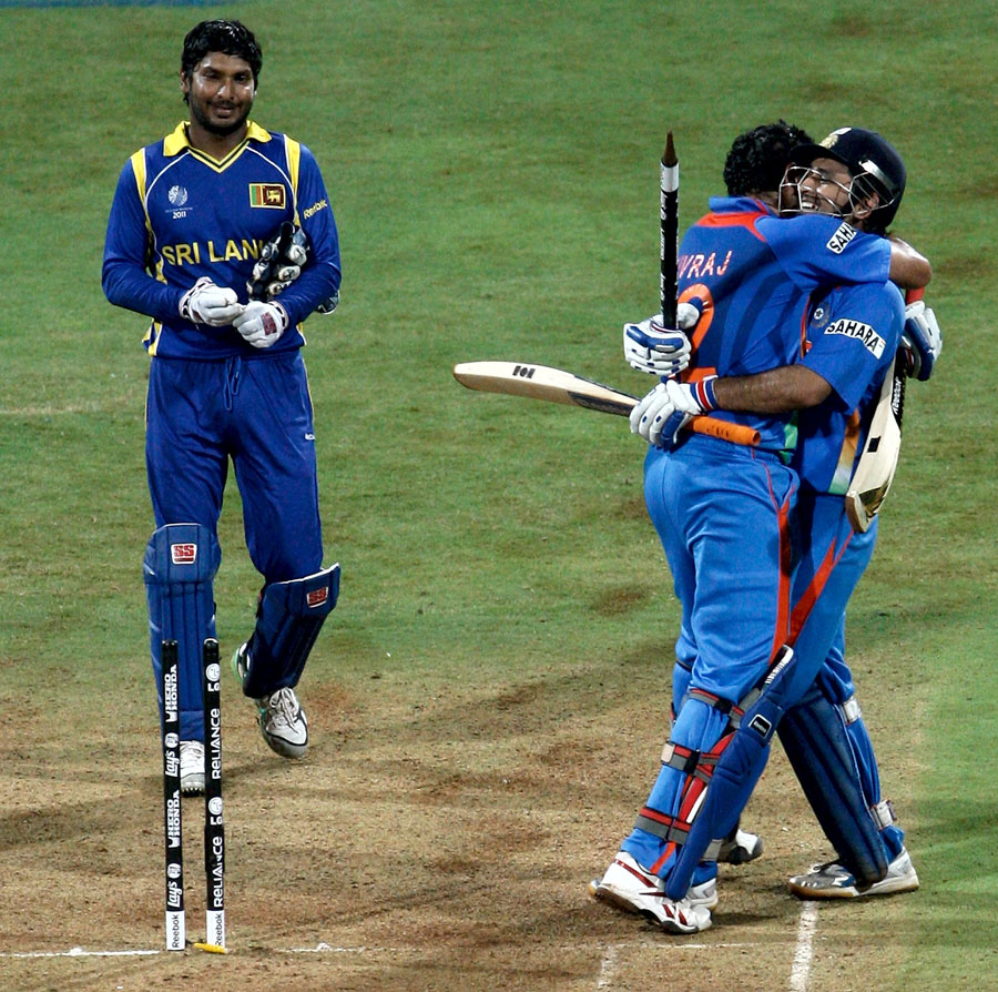 2011 Cricket World Cup Final India Vs Sri Lanka 2011