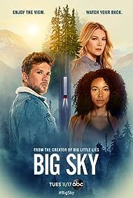 Ryan Phillippe, Katheryn Winnick, and Kylie Bunbury in Big Sky (2020)