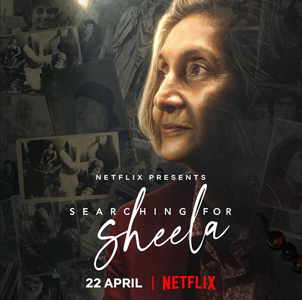 Searching for Sheela 2021 Hindi ORG Dual Audio 225MB NF HDRip ESubs Download