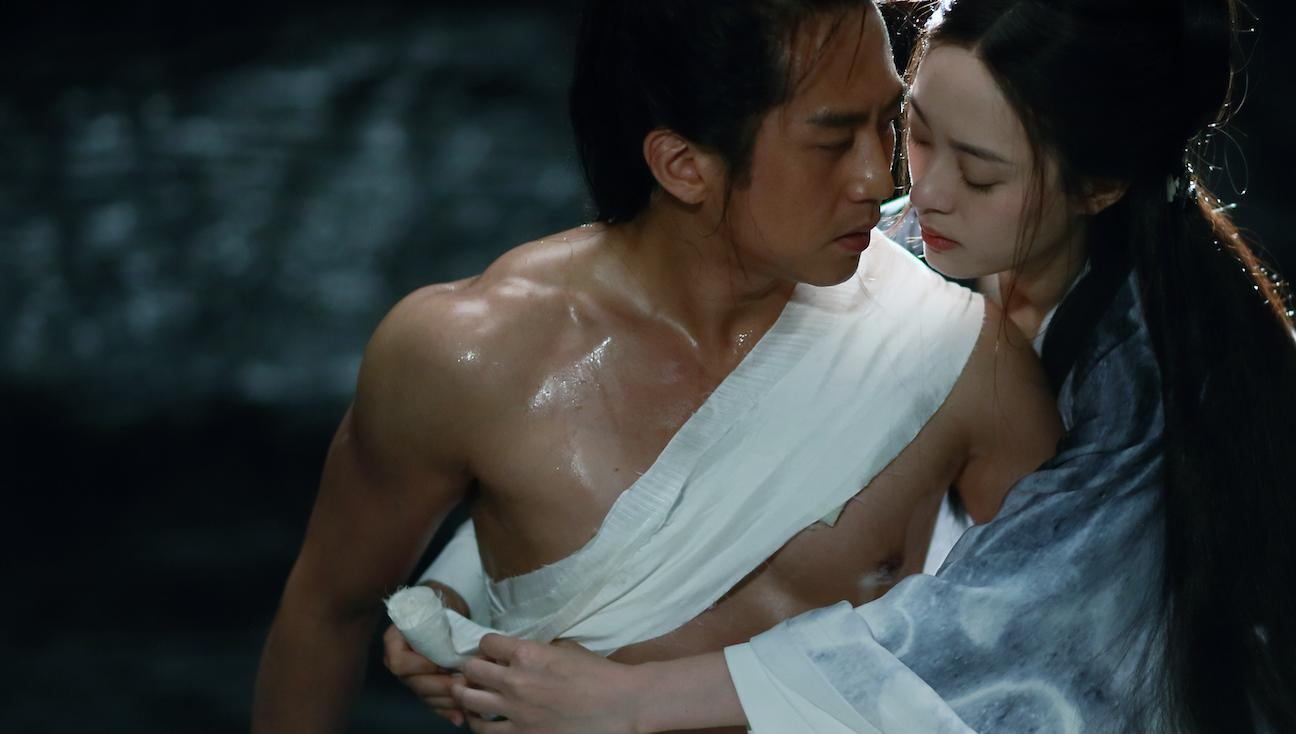 Li Sun and Chao Deng in Ying (2018)