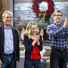 Gregory Harrison and Megan Park in My Christmas Love (2016)