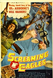 Screaming Eagles Poster