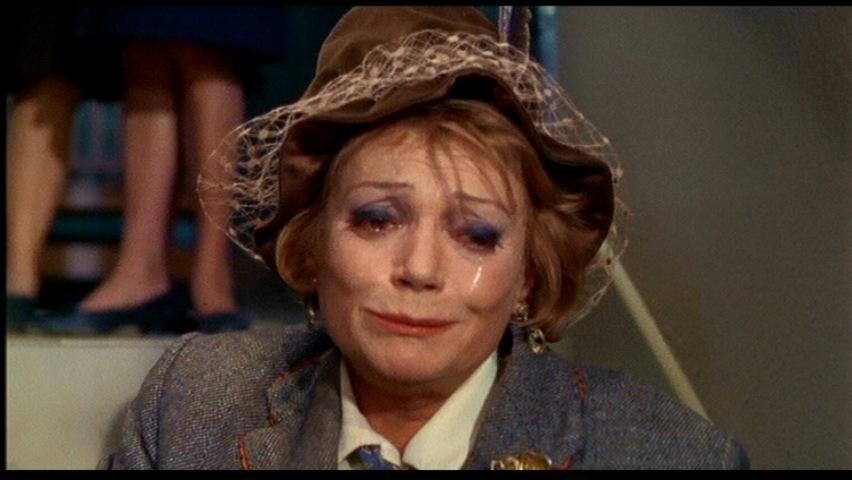 Lila Kedrova in Torn Curtain (1966)