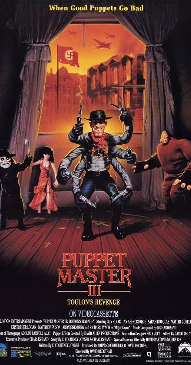 Puppet Master III: Toulon's Revenge (1992)