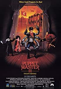 New english movie to download Puppet Master III: Toulon's Revenge [flv]