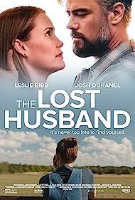Leslie Bibb and Josh Duhamel in The Lost Husband (2020)