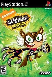 El Tigre: The Adventures of Manny Rivera Poster