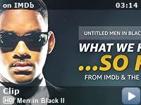 3f3ee1c6ccc Men in Black II (2002) - IMDb