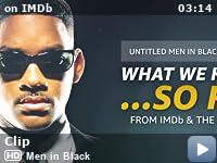 2a2a788edb Men in Black (1997) - IMDb