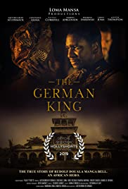 The German King Poster