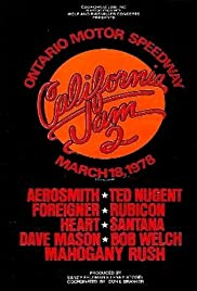 California Jam 2 Poster