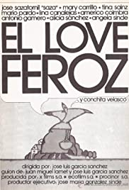 El love feroz o Cuando los hijos juegan al amor Poster