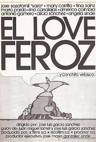 Primary photo for El love feroz o Cuando los hijos juegan al amor