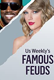 Us Weekly's Famous Feuds Poster