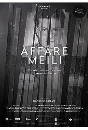 Die Affäre Meili - Ein Whistleblower zwischen Moral und Milliarden