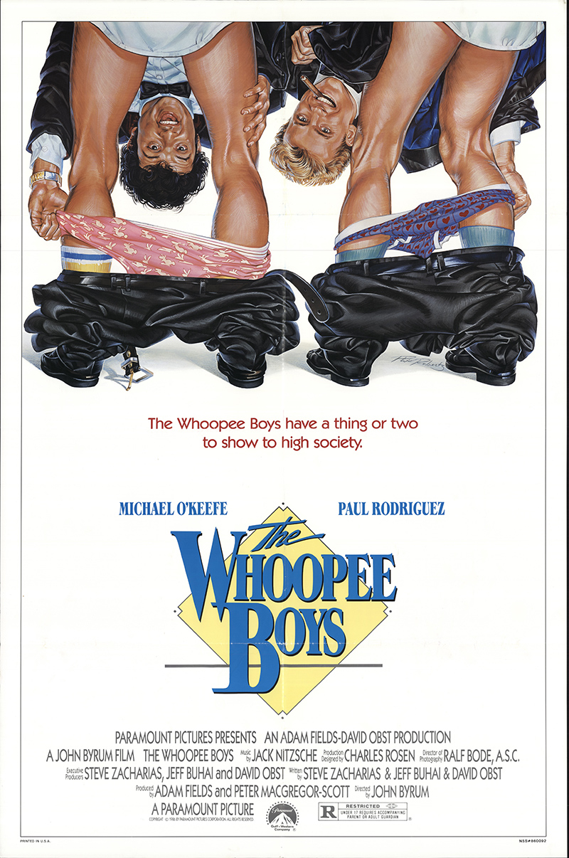 The Whoopee Boys - IMDbPro