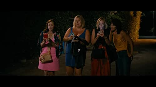 Despite not being very fond of each other, a group of four moms with preschool children get together for a seemingly harmless dinner, though as the night progresses, the casual evening escalates into a wild escapade.