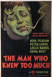 The Man Who Knew Too Much (1934) 1080p