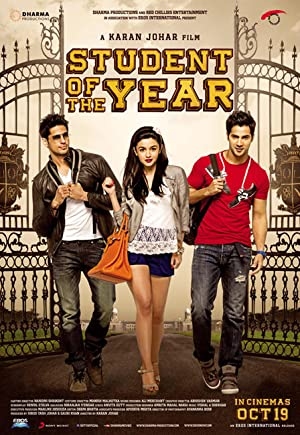 Student of the Year (2012) online sa prevodom