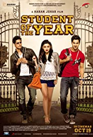 Watch Full HD Movie Student of the Year (2012)