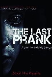 The Last Prank Poster