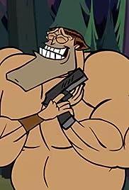 Jimmy Fallon Guns a Blade Jogger Poster