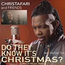 Do They Know it's Christmas? International (Video)