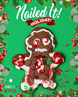 Where to stream Nailed It! Holiday!