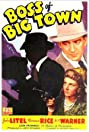 The Boss of Big Town (1942) Poster