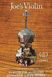Joe's Violin Poster