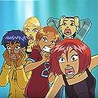 Liza Del Mundo, Christel Khalil, Candi Milo, Kelly Stables, and kittie KaBoom in W.I.T.C.H. (2004)