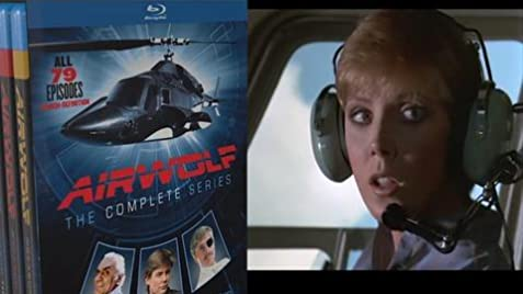Airwolf Tv Series 19841986 Imdb
