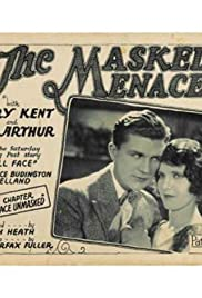 The Masked Menace Poster