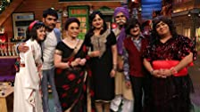 Asha Parekh and Helen in Kapil's Show