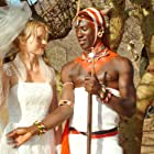 Nina Hoss and Jacky Ido in Die weiße Massai (2005)