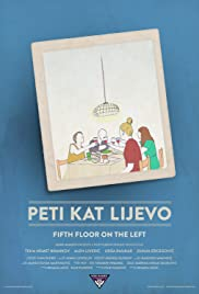 Peti kat lijevo Poster