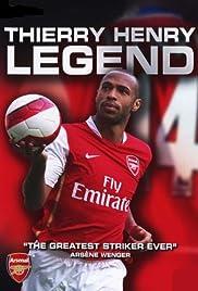 huge discount e681e 10e89 Thierry Henry: Legend (Video 2008) - IMDb