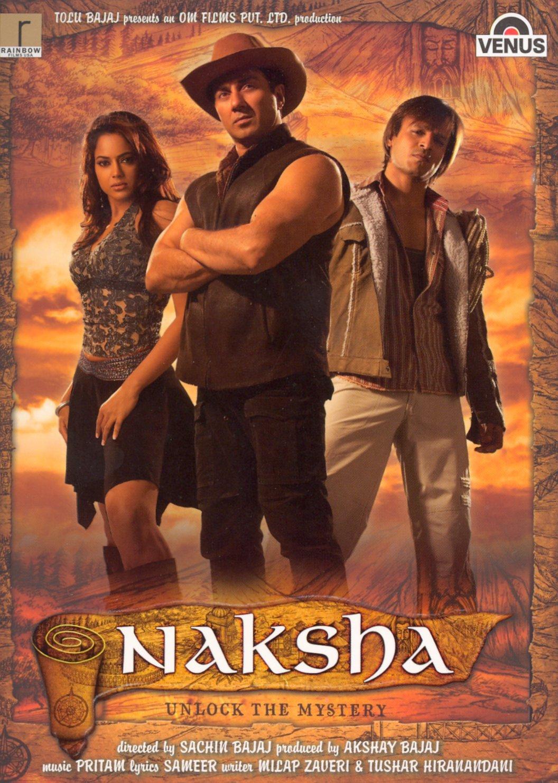 Naksha 2006 Hindi 720p HDRip 1.1GB   350MB Download