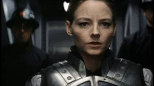 Blu-Ray trailer for this science fiction film starring Jodie Foster